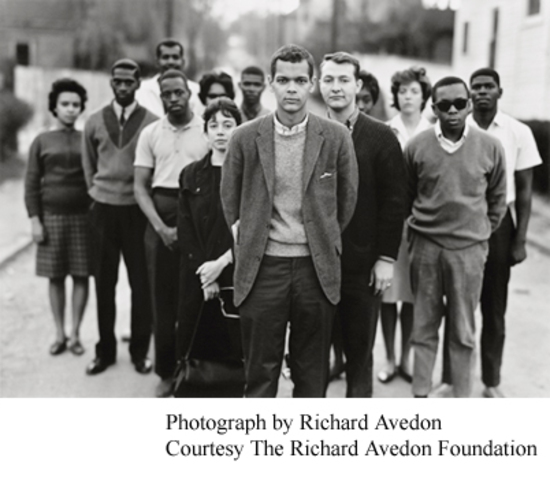 SNCC--organization of young blacks in civil rights movement