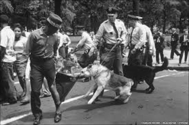 Birmingham Sheriff Bull Connor