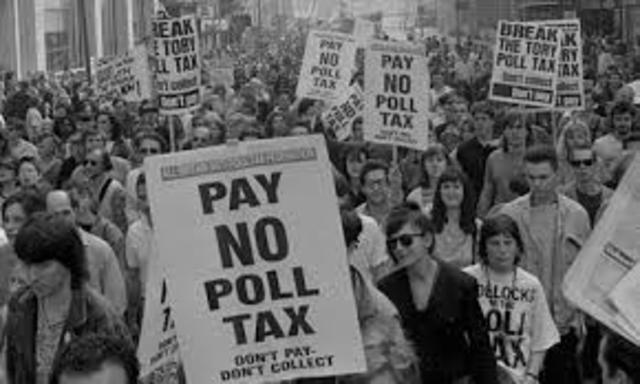 24th Amendment abolished Poll Tax