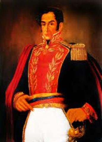Bolivar se transalda a Haiti