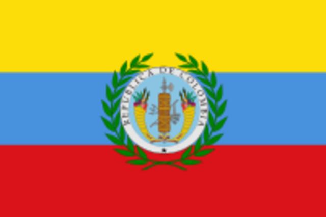 Proclamación de la Constitución de Cúcuta