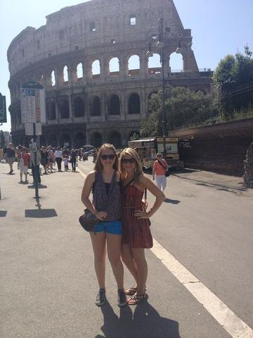 Mi Viaje a Italia-- El quince de junio, dos mil doce