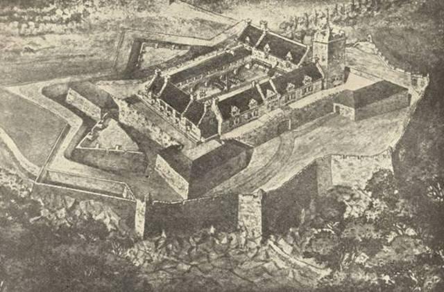 Le fort Carillon, abandonné par les troupes est repris par les anglais qui le nomme le fort Ticonderoga