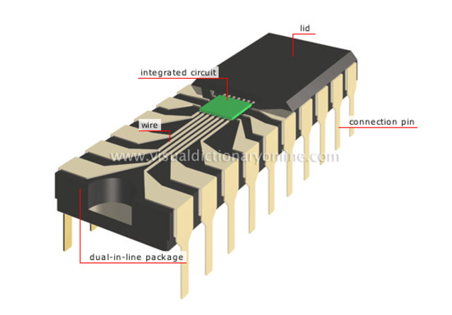 The Integrated Circuit (aka Microchip)