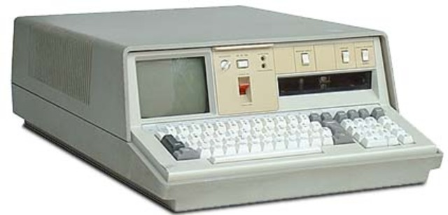 The first consumer computers.
