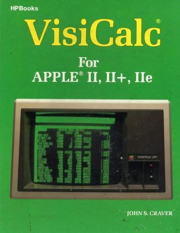 First Spreadsheet Software