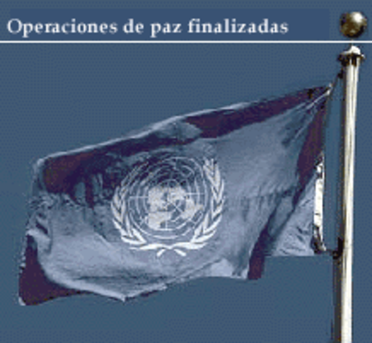Dallaire takes command of the United Nations Observer Mission - Uganda and Rwanda