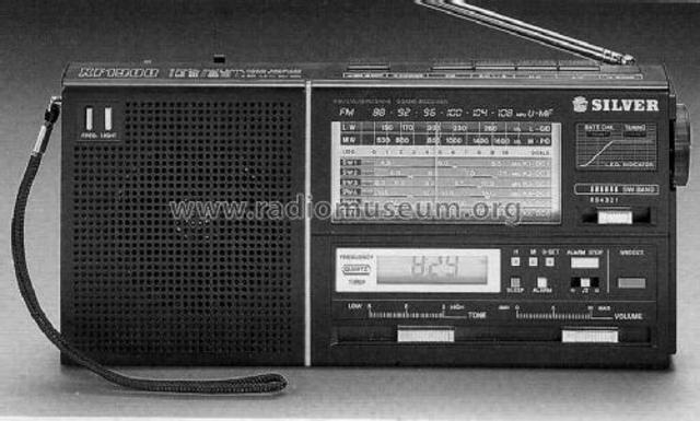 Wireless signal Radio.