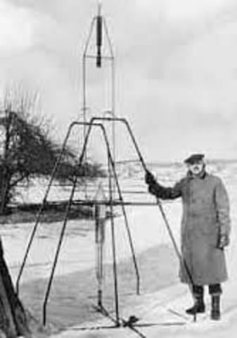 ROCKET ENGINE - Robert H. Goddard - Part 3