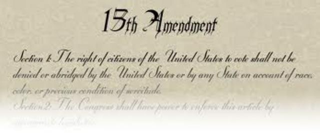 New National Era and Fiteenth Amedment.