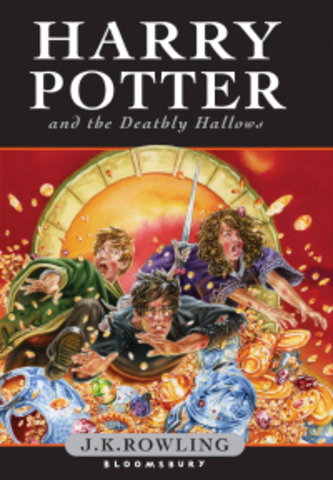 The final book of the Harry Potter series, Harry Potter and the Deathly Hallows, is released