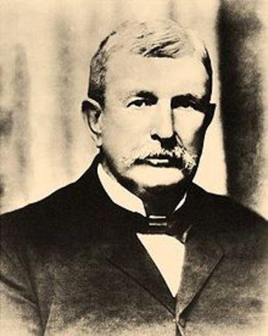 Benjamin Holt invents tractor