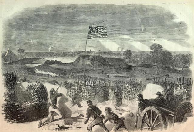 Seige of Vicksburg