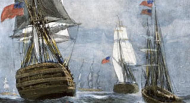Sailors and Ships