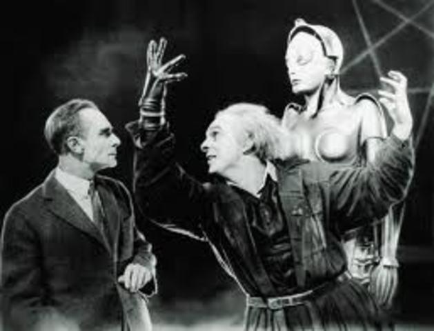 Karel Capek invents The Robot Cometh