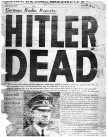 Hitlers Death