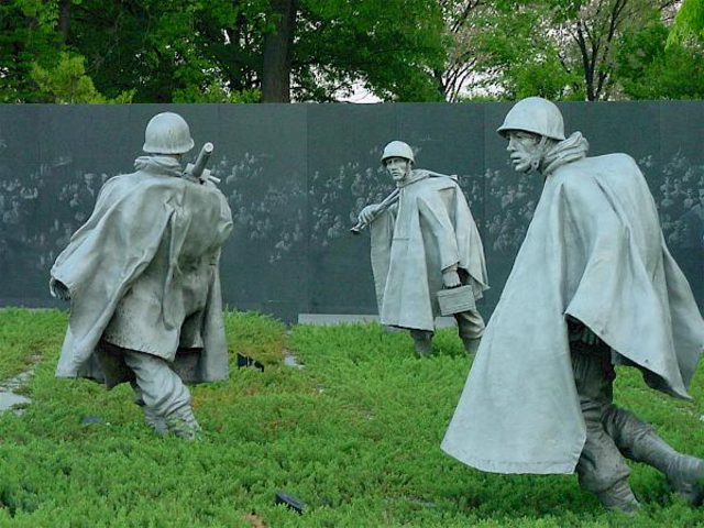 The end to the Korean War