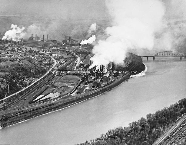 JFK and U.S. Steel Industries
