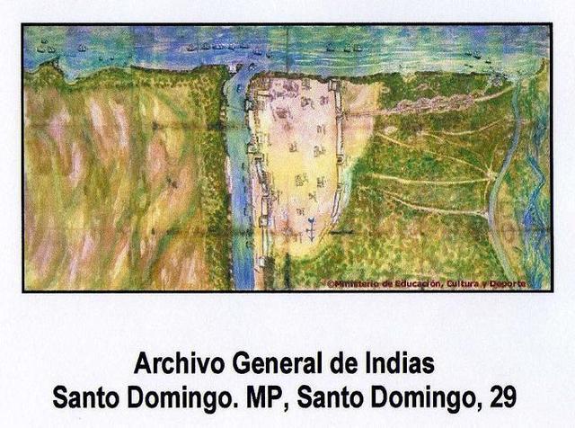 Fundación de Santo Domingo (La Española)