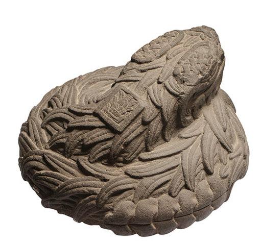Feathered Serpent, Museo Nacional de Antropología, Mexico City