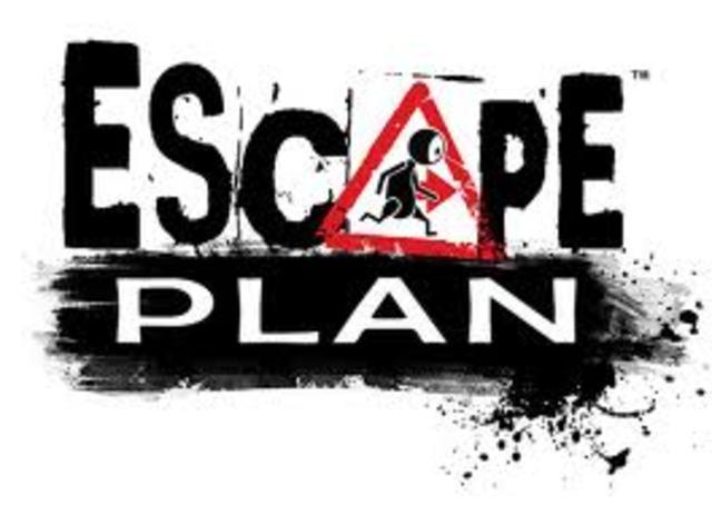 Escape Plan #1