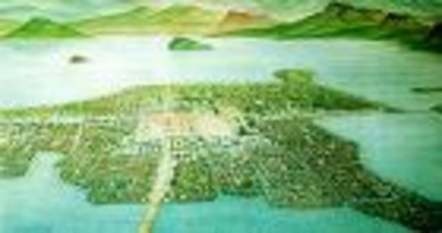 Arrasa Hernán Cortéz Tenochtitlán