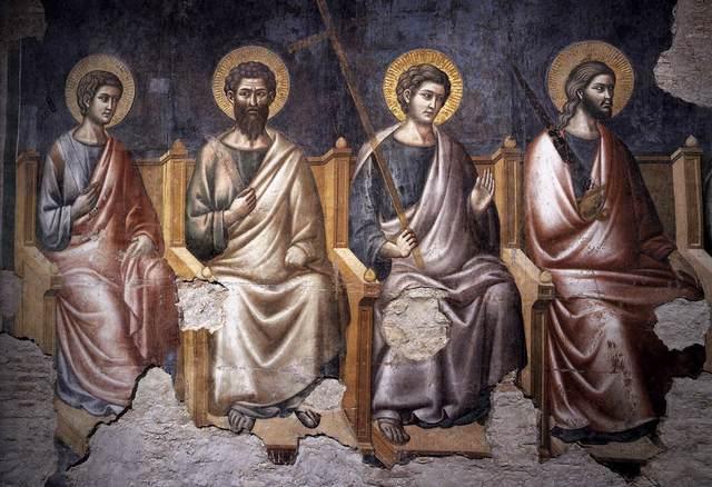 Apostles-Pietro Cavallini