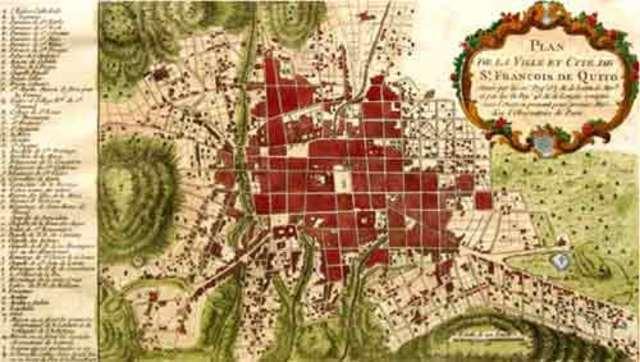 Fundación de San Francisco de Quito