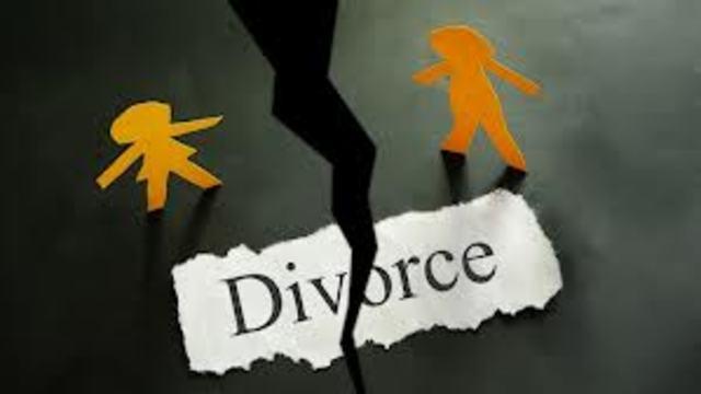 Me padres divorcié