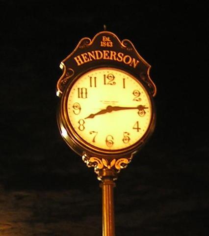 Yo mudé a Henderson,Tx