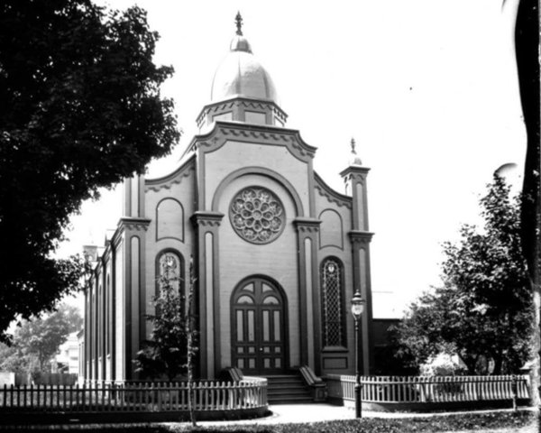 First Synagogue