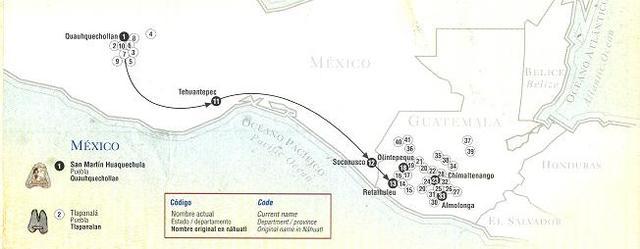 Fundación de Santiago de los Caballeros de Guatemala en el Valle de Almolonga