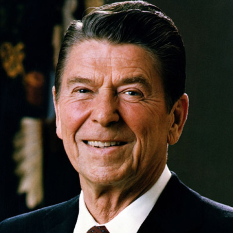 Ronald Regan Elected President