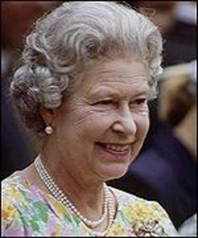 England's New Queen