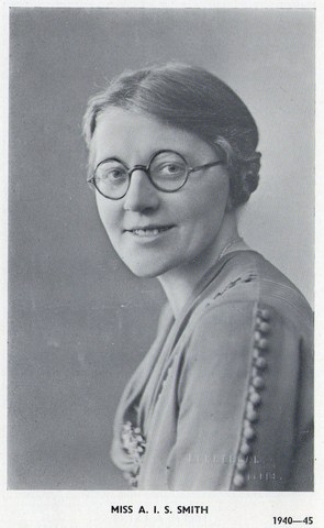 Miss smith Head teacher 1940-45