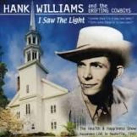 hank williams sr song i saw the light