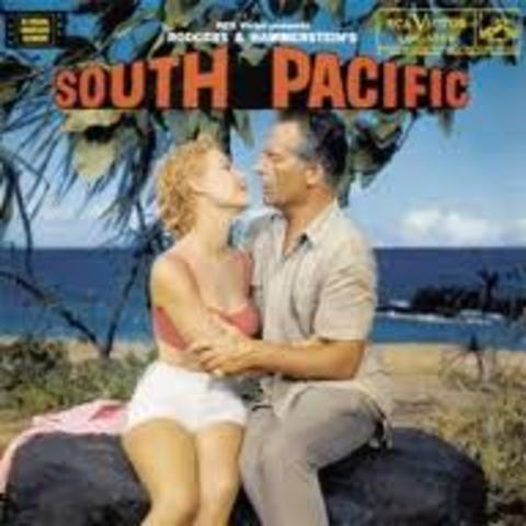 South Pacific ,popular musical
