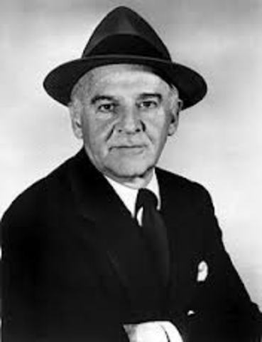 Walter Winchell, Famous Reporter