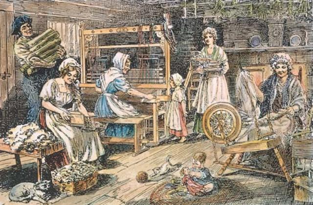 Women During the Revolution