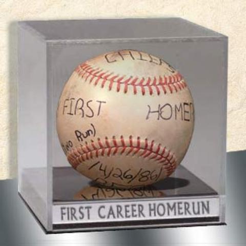 First Career Homerun