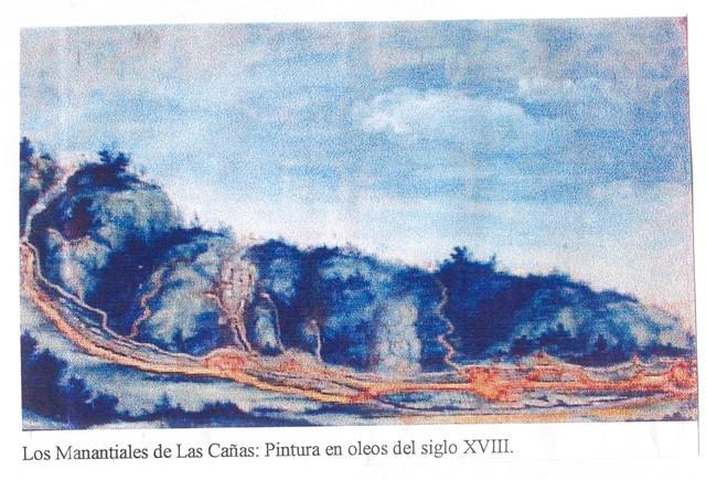 Introducción de agua a la ciudad de Santiago de los Caballeros de Guatemala