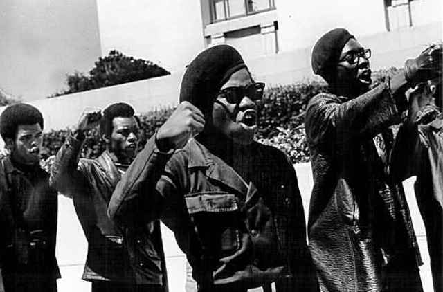 Black Panther Party Forms