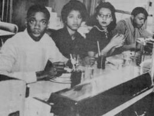 The Sit-In Movement