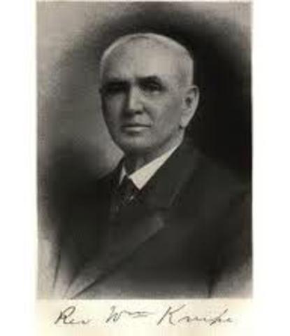 Joseph William Knipe