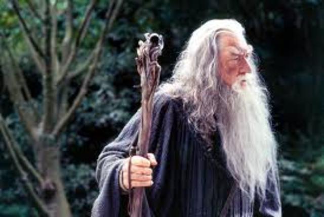 Goodbye Gandalf