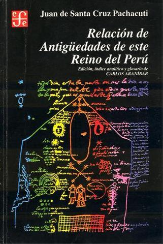 Relación de antigüedades de este reyno del Perú