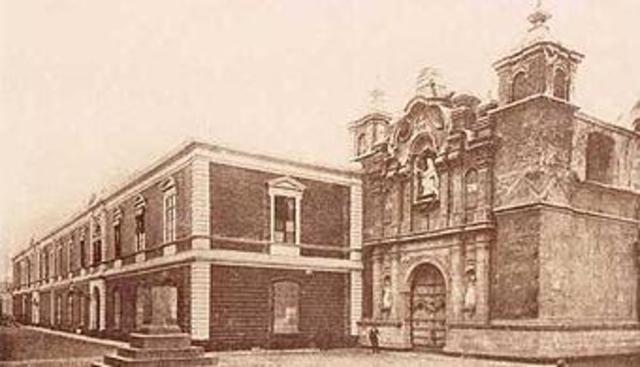 Primera Universidad