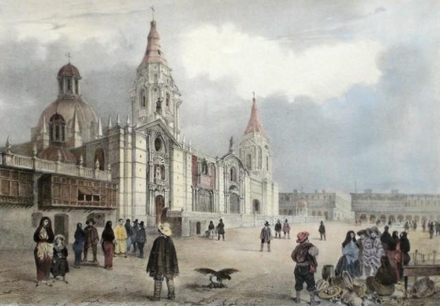 Fundación de Lima