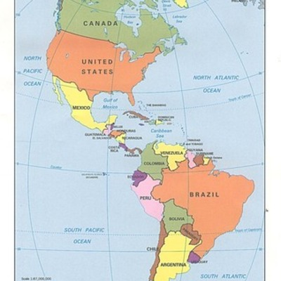 North and South American History timeline