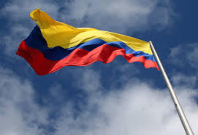 Declaracion de independencia de Clombia.